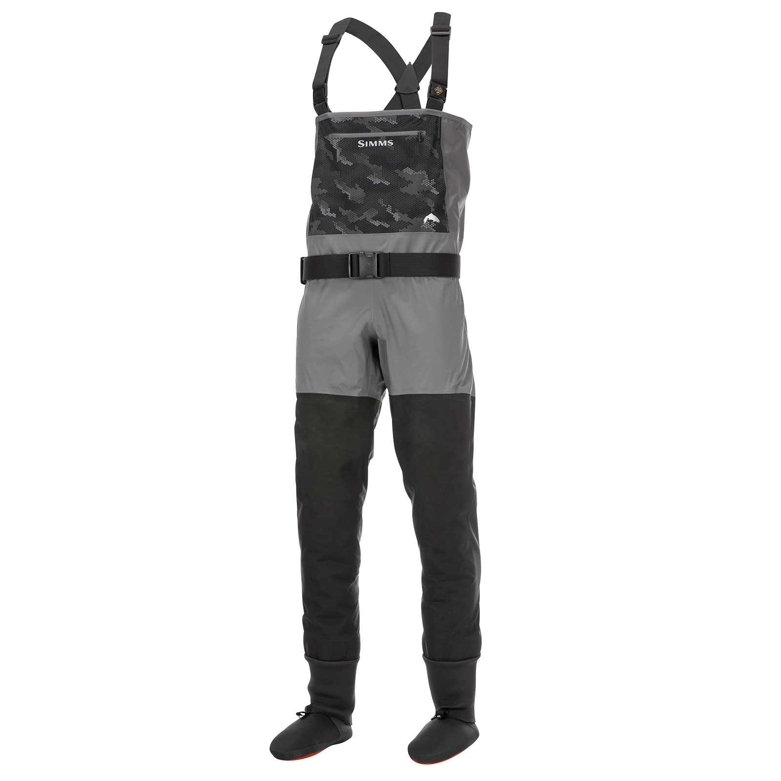Simms Men's Guide Classic Stockingfoot Chest Waders