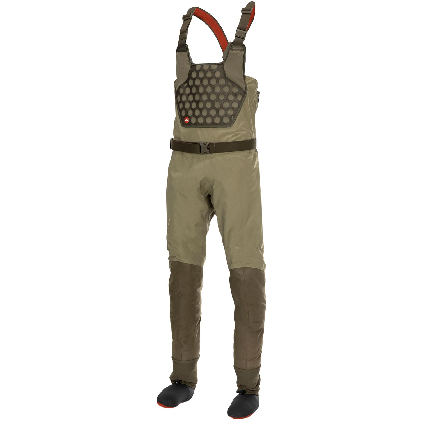 Simms Men's Flyweight Stockingfoot Chest Waders