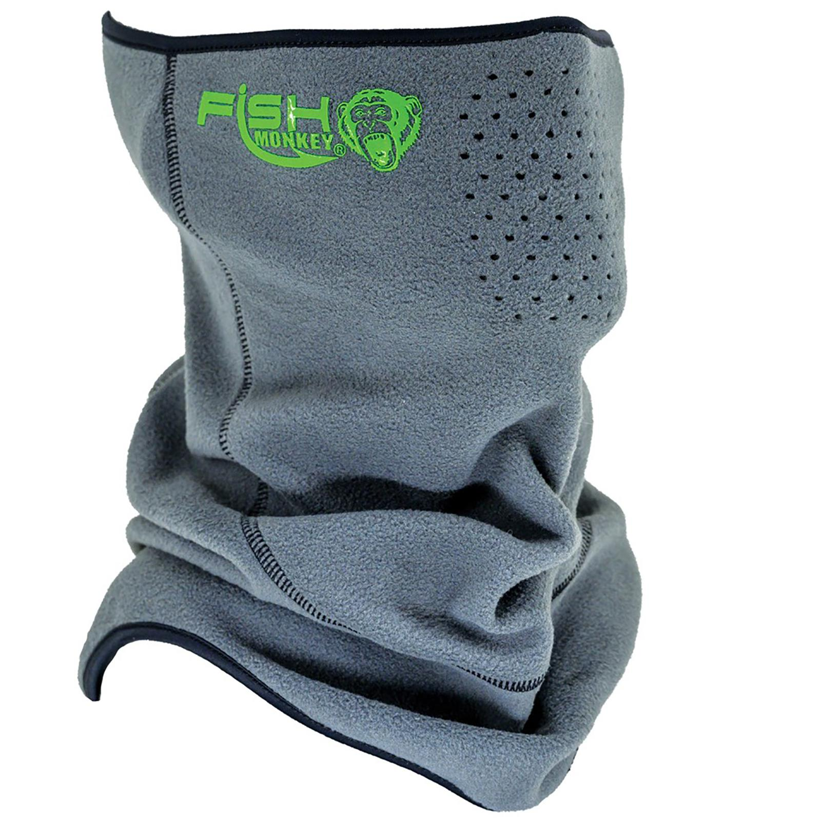 Fish Monkey Men's Yeti Fleece Face Guard