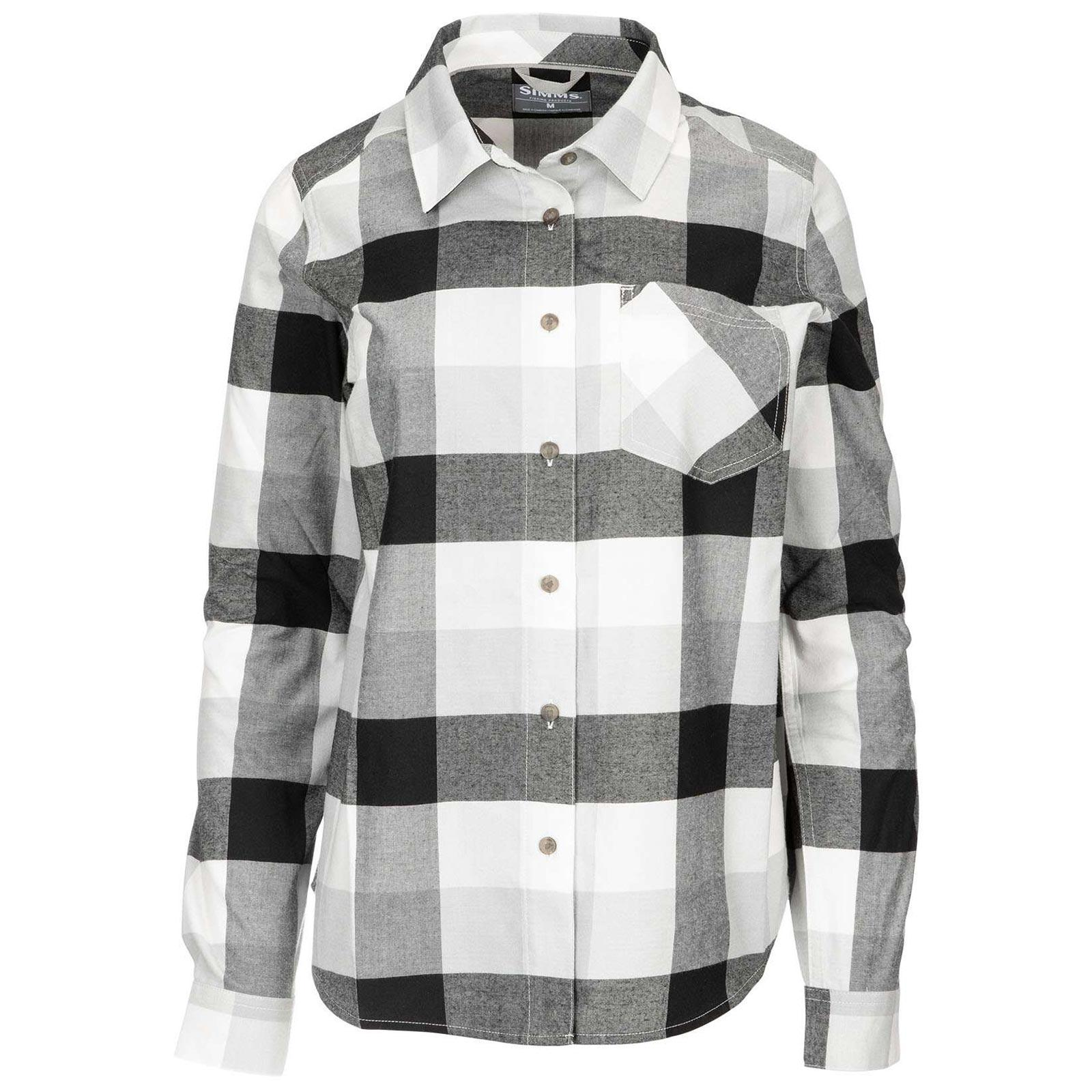 Grey Heather Buffalo Plaid