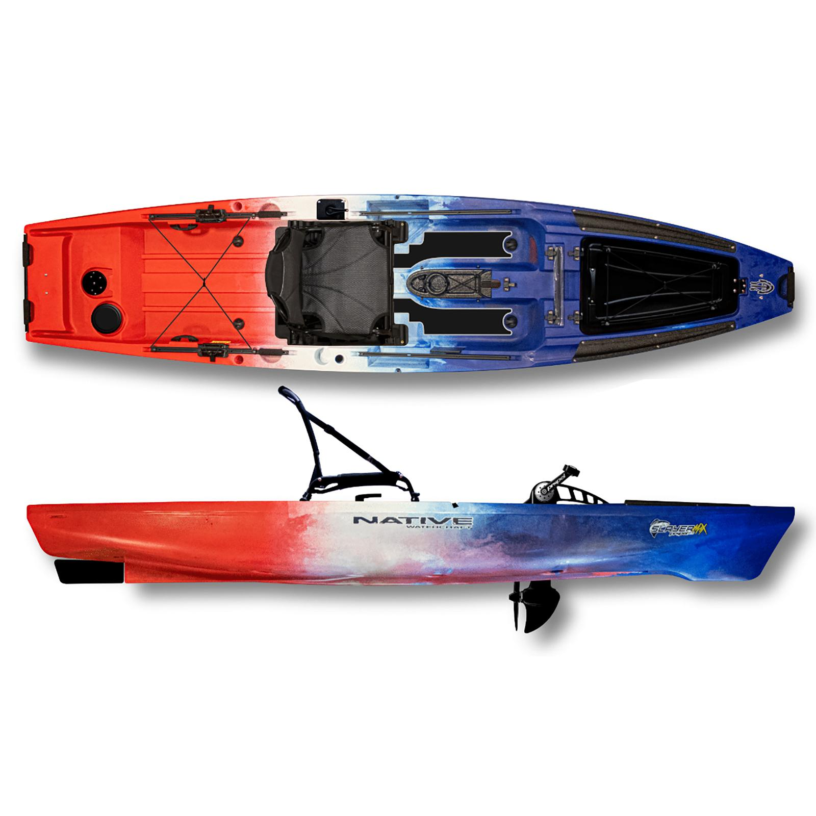 Native Watercraft Limited Edition Slayer Propel Max 12.5 Pedal Kayak