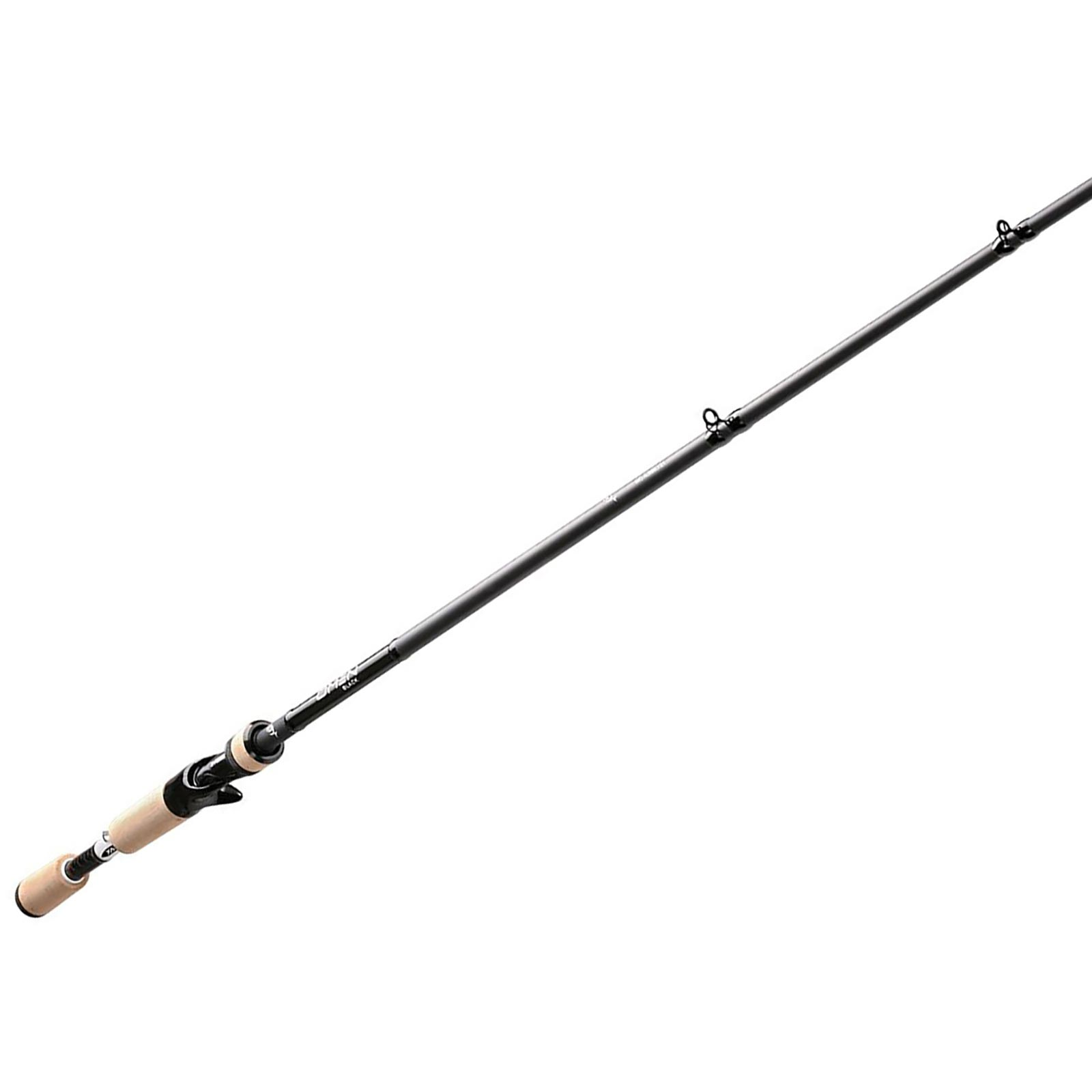 13 Fishing Omen Black 3 Kayak Casting Rod left side view