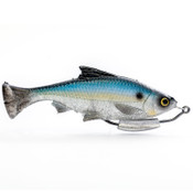 Savage Gear Pulse Tail LB Shiner Soft Bait Rigged