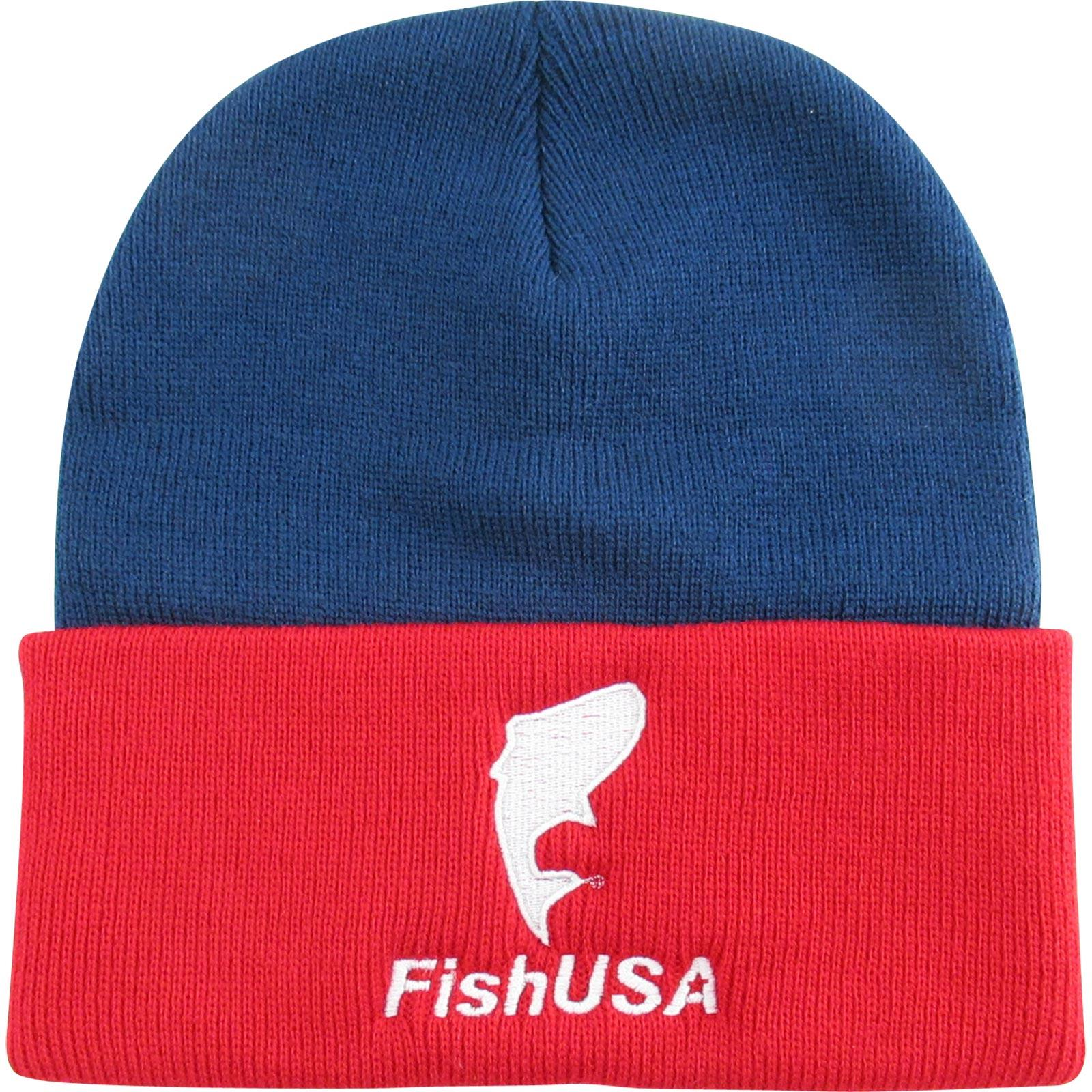FishUSA Men's Patriot Beanie