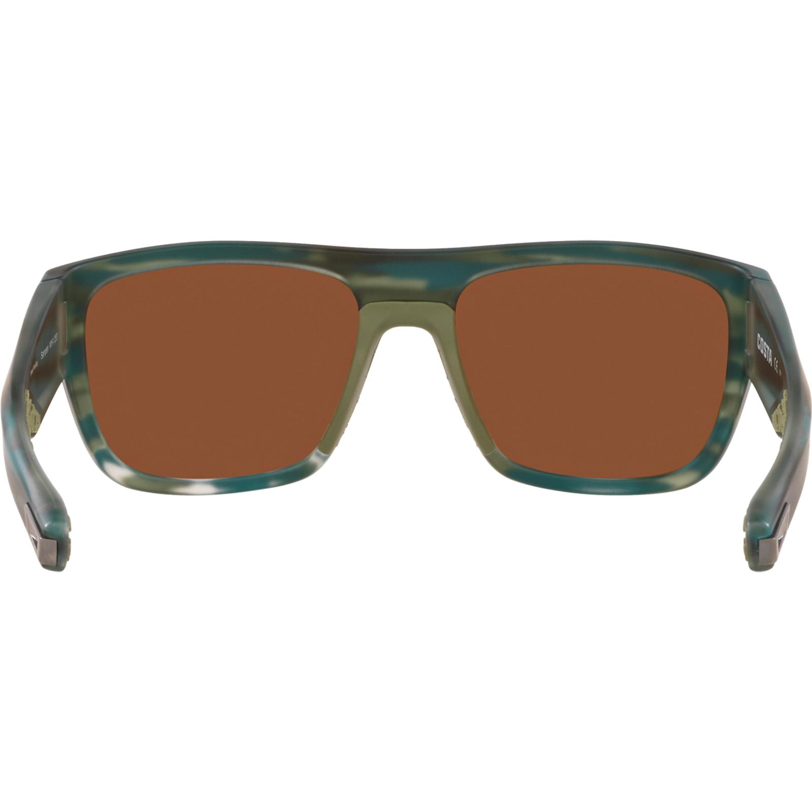 Costa Men's Sampan Sunglasses Back