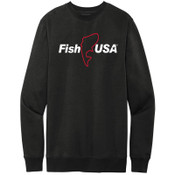 FishUSA Men's Crewneck Sweatshirt