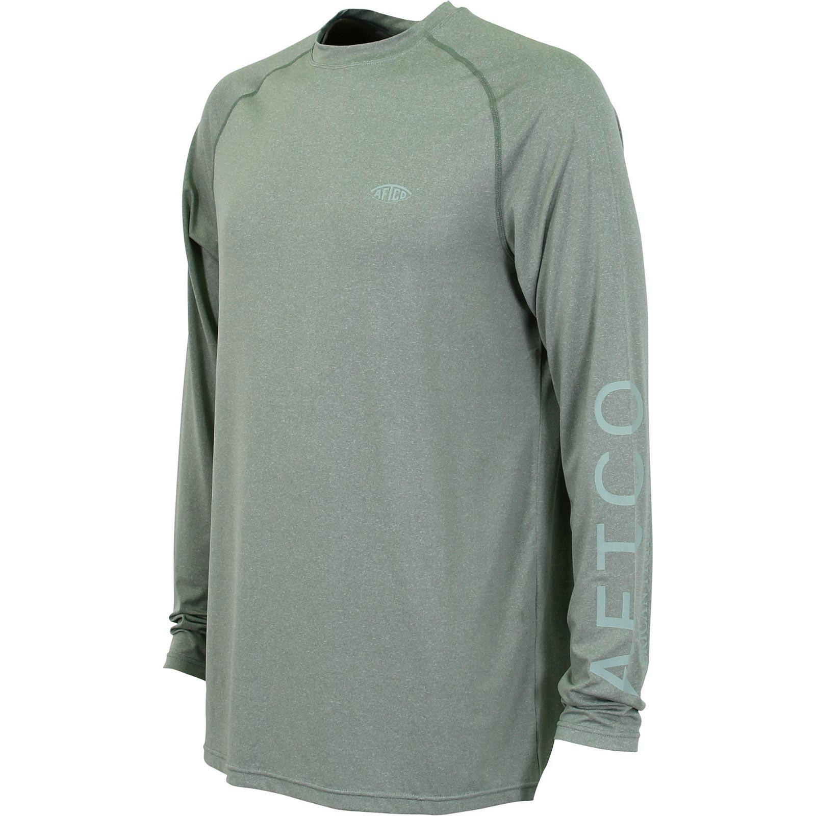 AFTCO Men's Samurai 2 Long Sleeve Performance Shirt