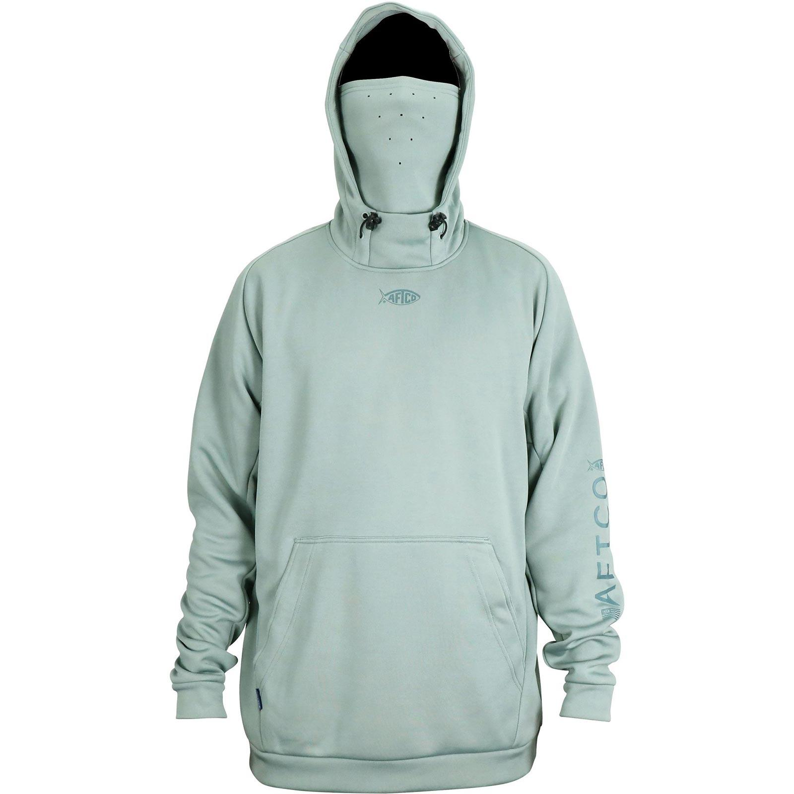 AFTCO Men's Reaper Technical Hoodie Sweatshirt