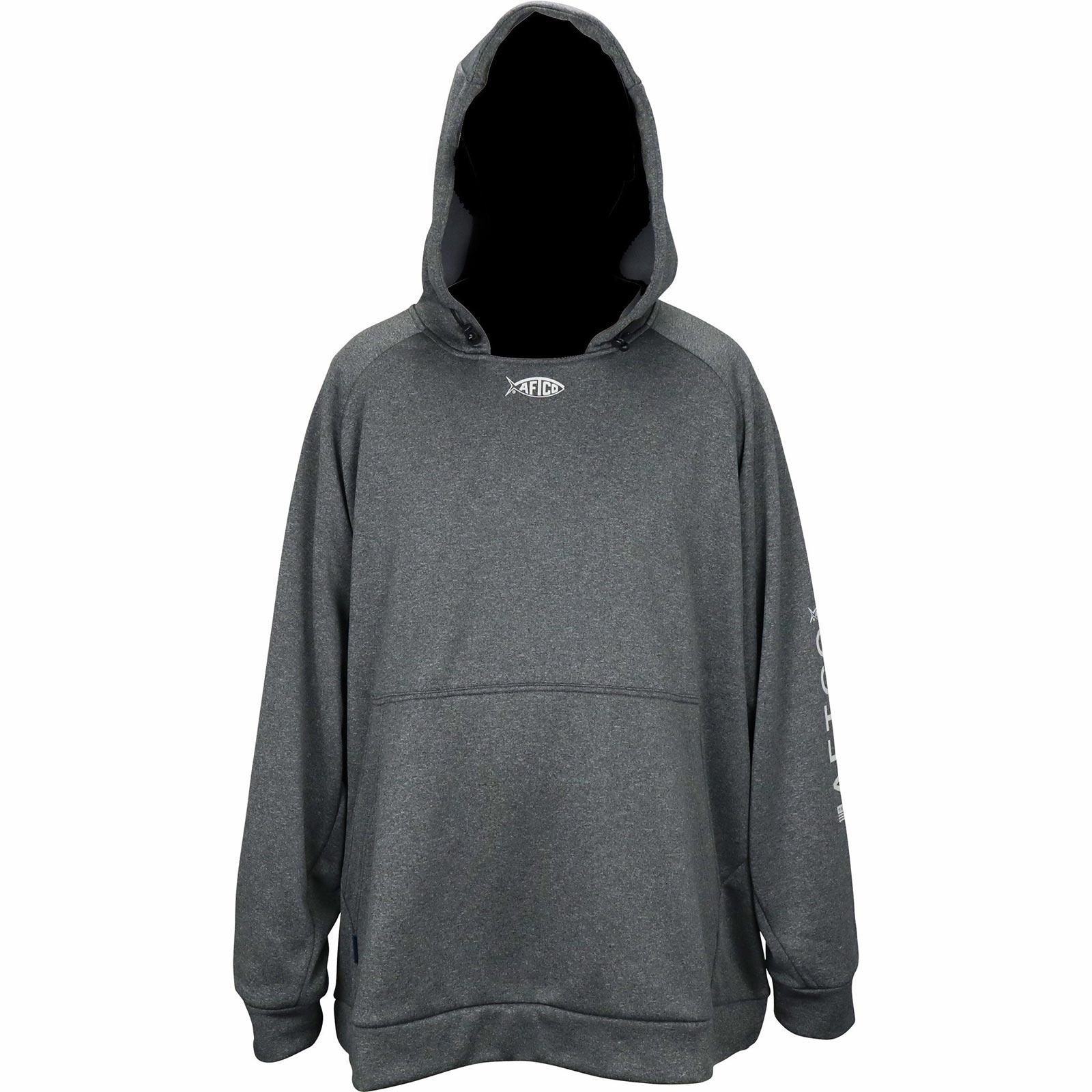 AFTCO Men's Big Guy Shadow Sweatshirt
