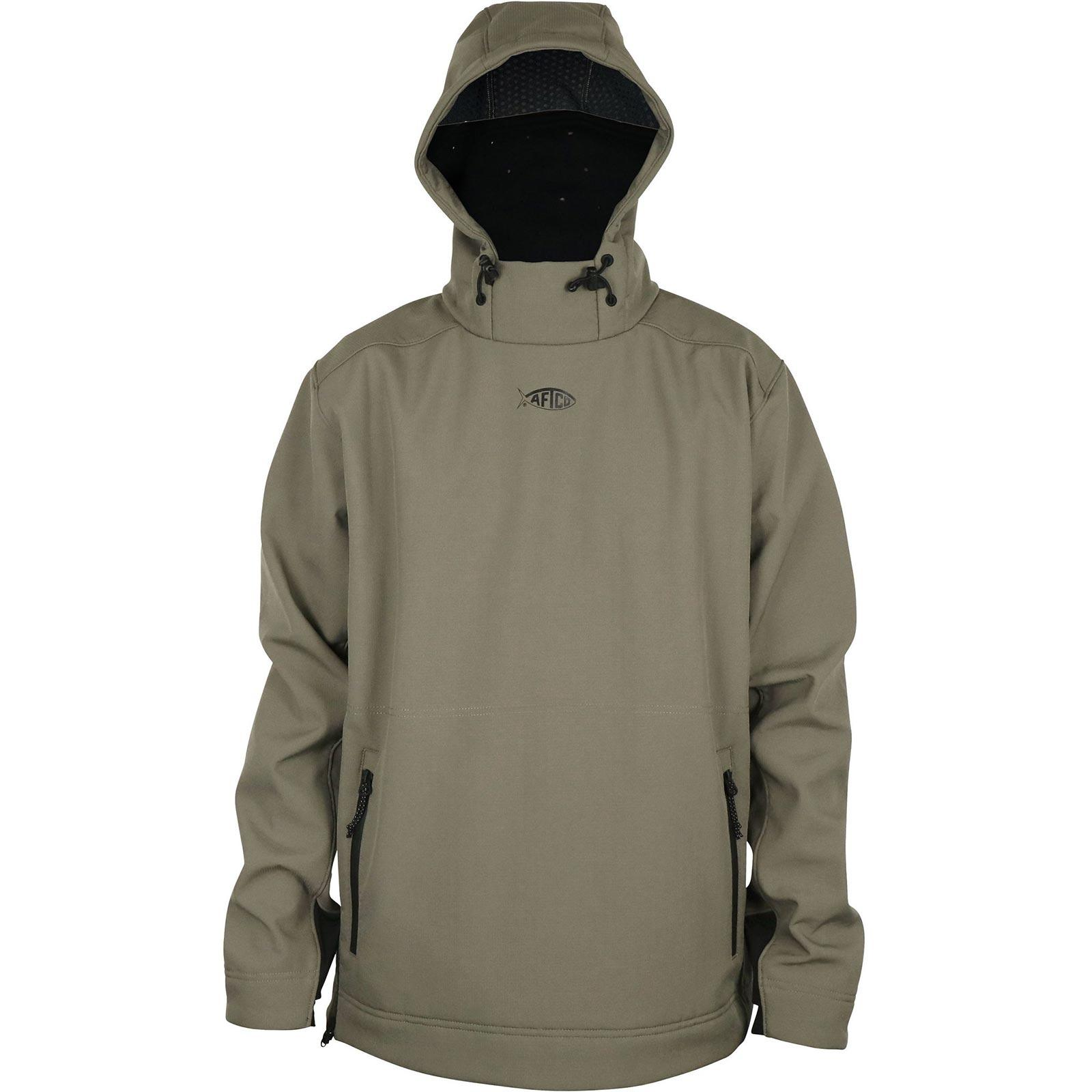 AFTCO Men's Reaper Windproof 3L Softshell Jacket