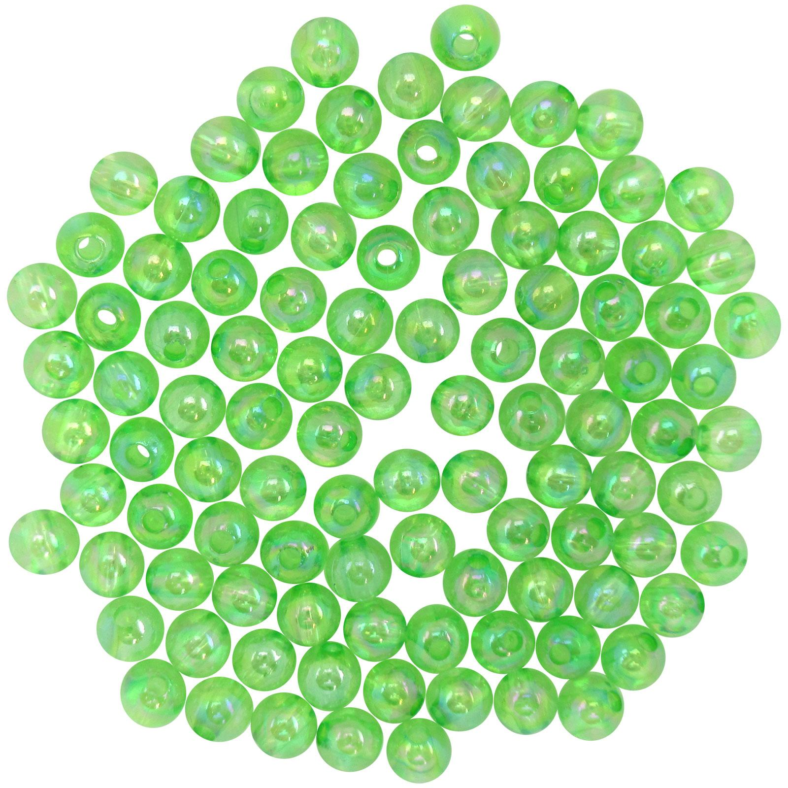 Transparent Pearl Lime