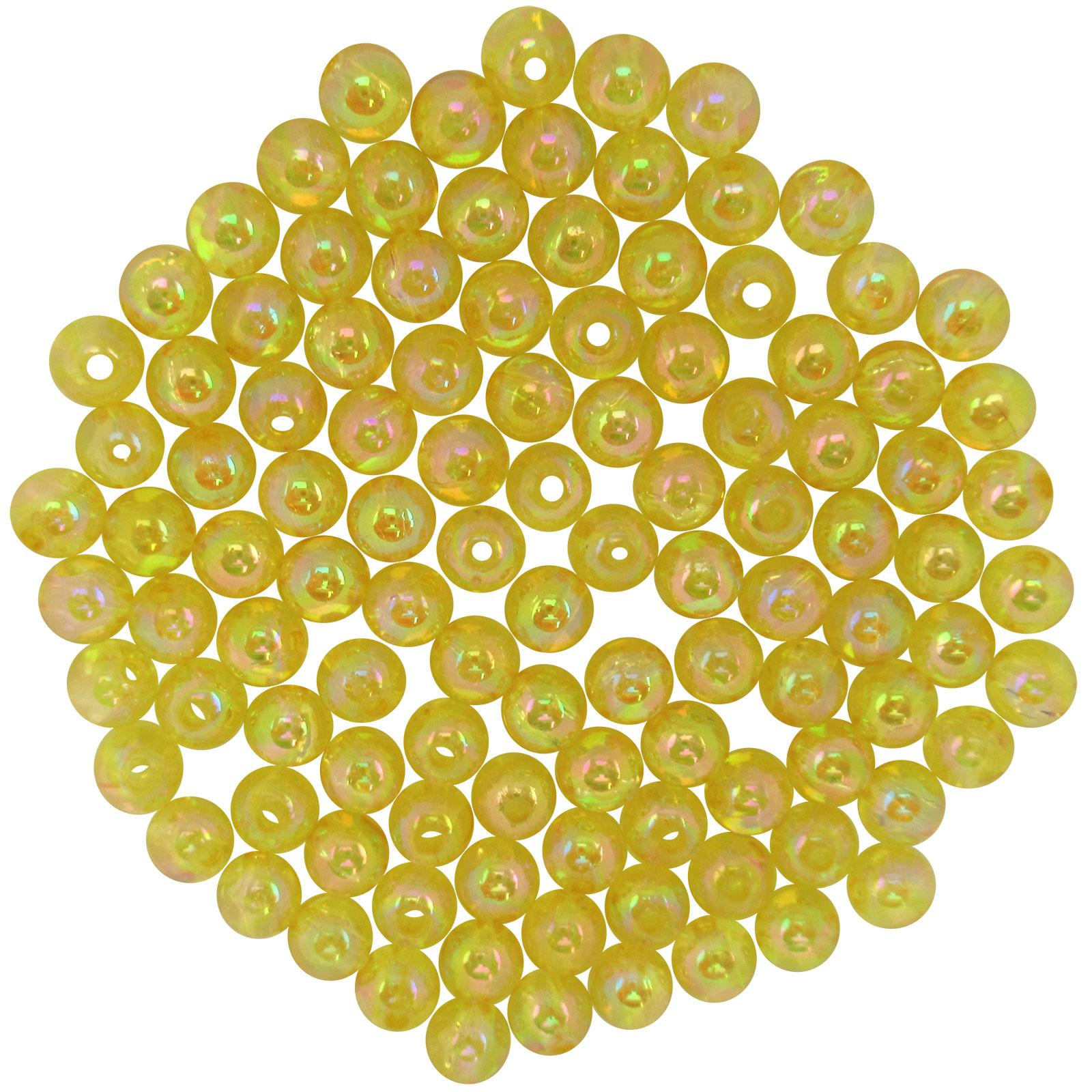 Transparent Pearl Yellow