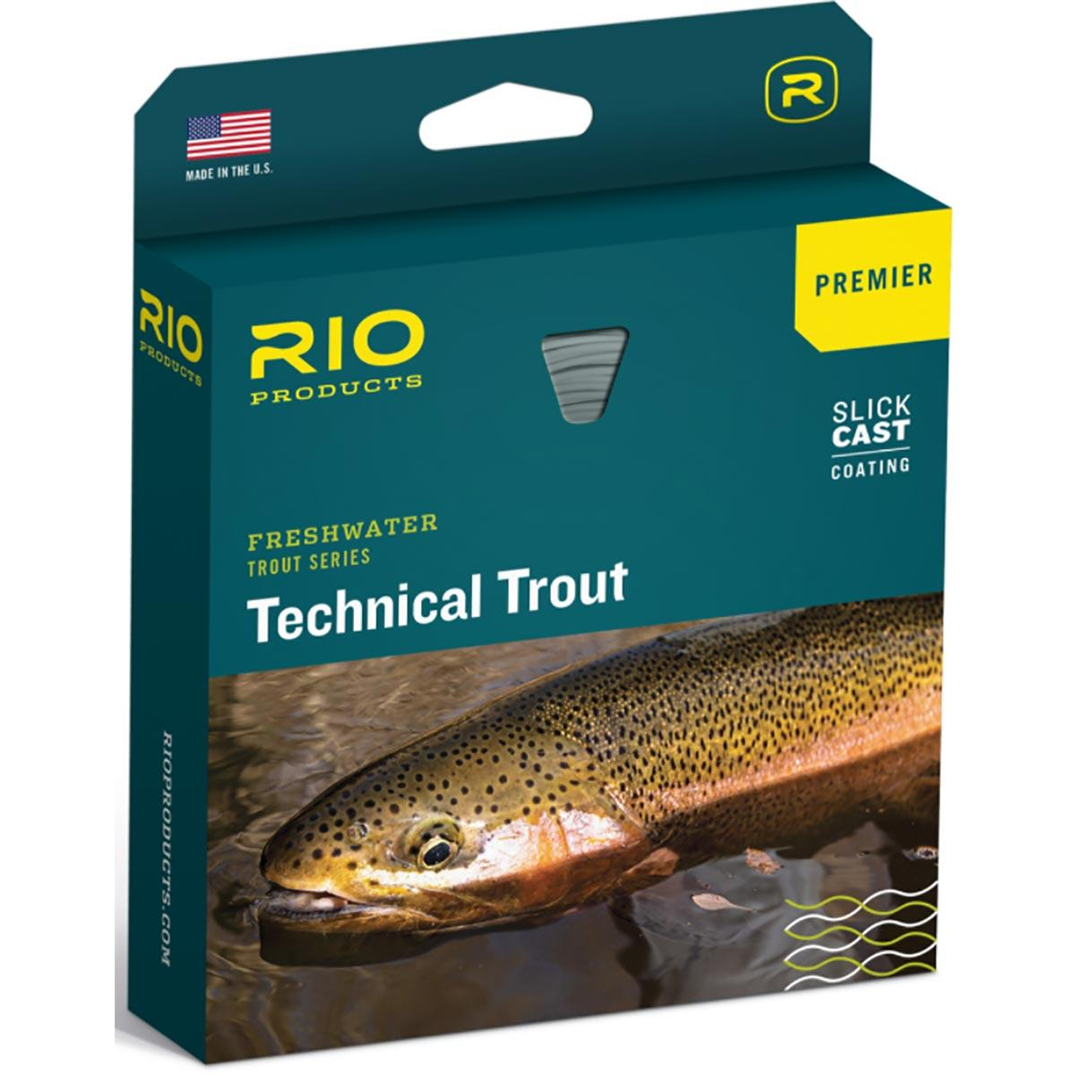 RIO Trout Series Premier Technical Trout Fly Line