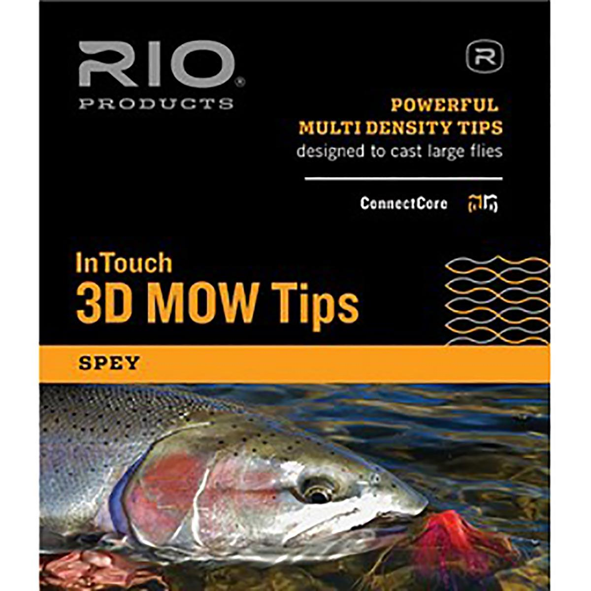 RIO Skagit Series InTouch 3D MOW Tip Kit