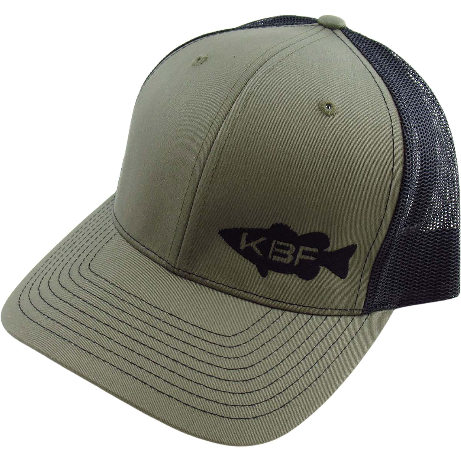 KBF Men's Drab Hat-Front