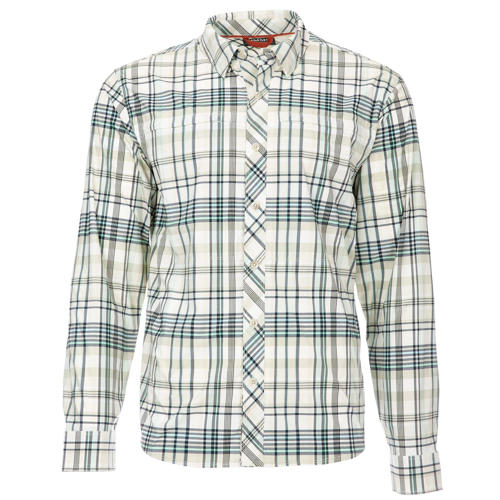 Pearl Madras Plaid