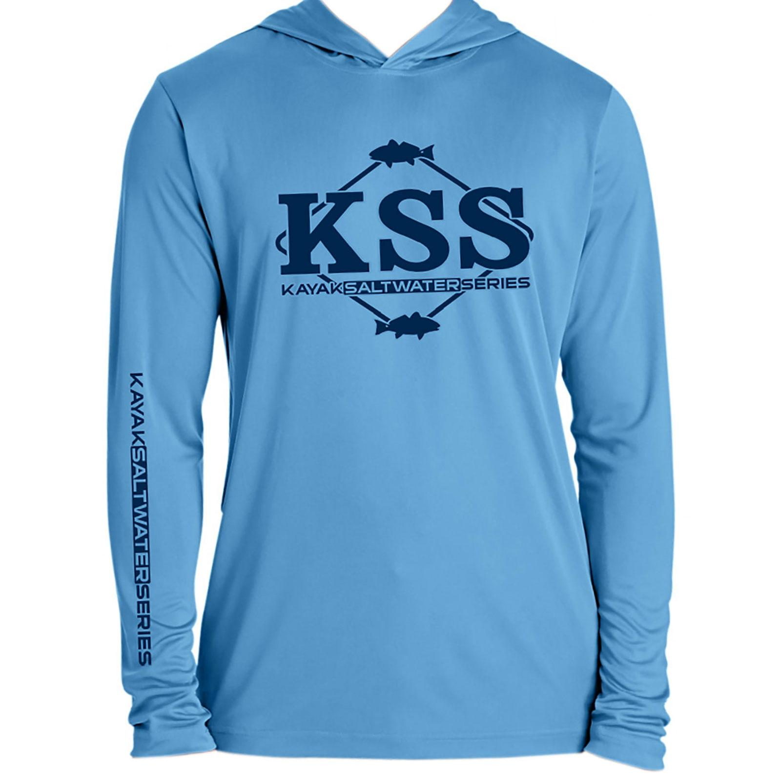Kayak Saltwater Series Men's Performance Hoodie