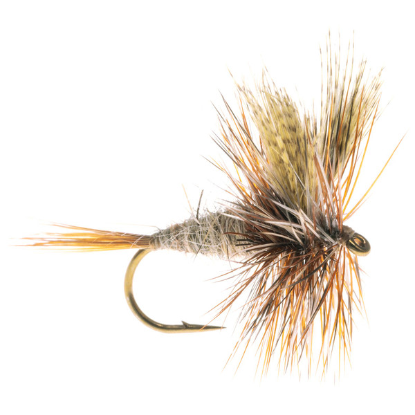 March Brown Dry Fly