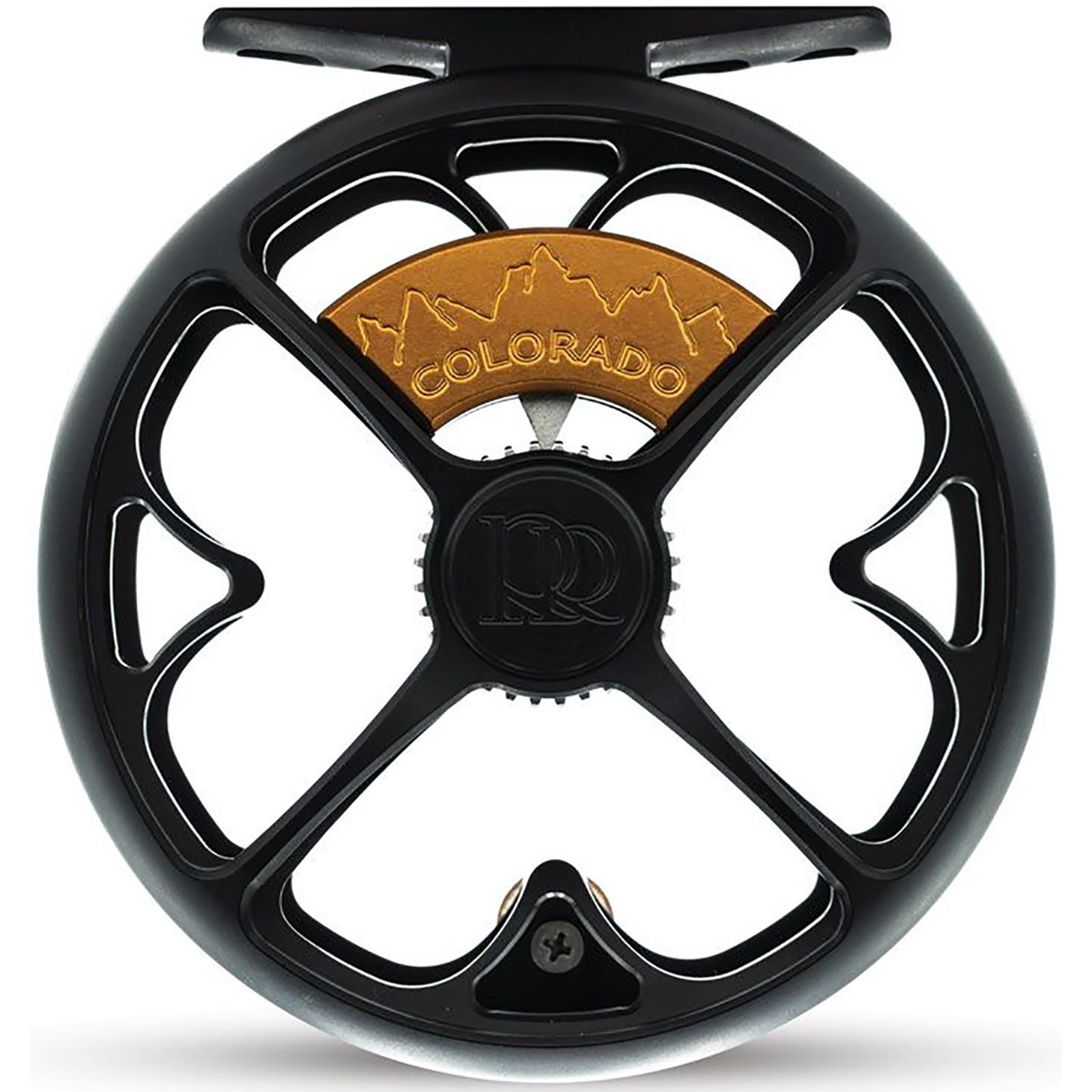 COLORADO 2-3 REEL - MATTE BLACK