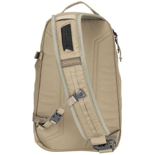 Simms Tributary Sling Pack back