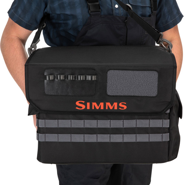 Simms Open Water Tactical Box in use front