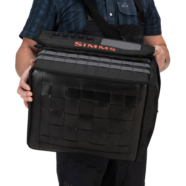 Simms Open Water Tactical Box in use bottom