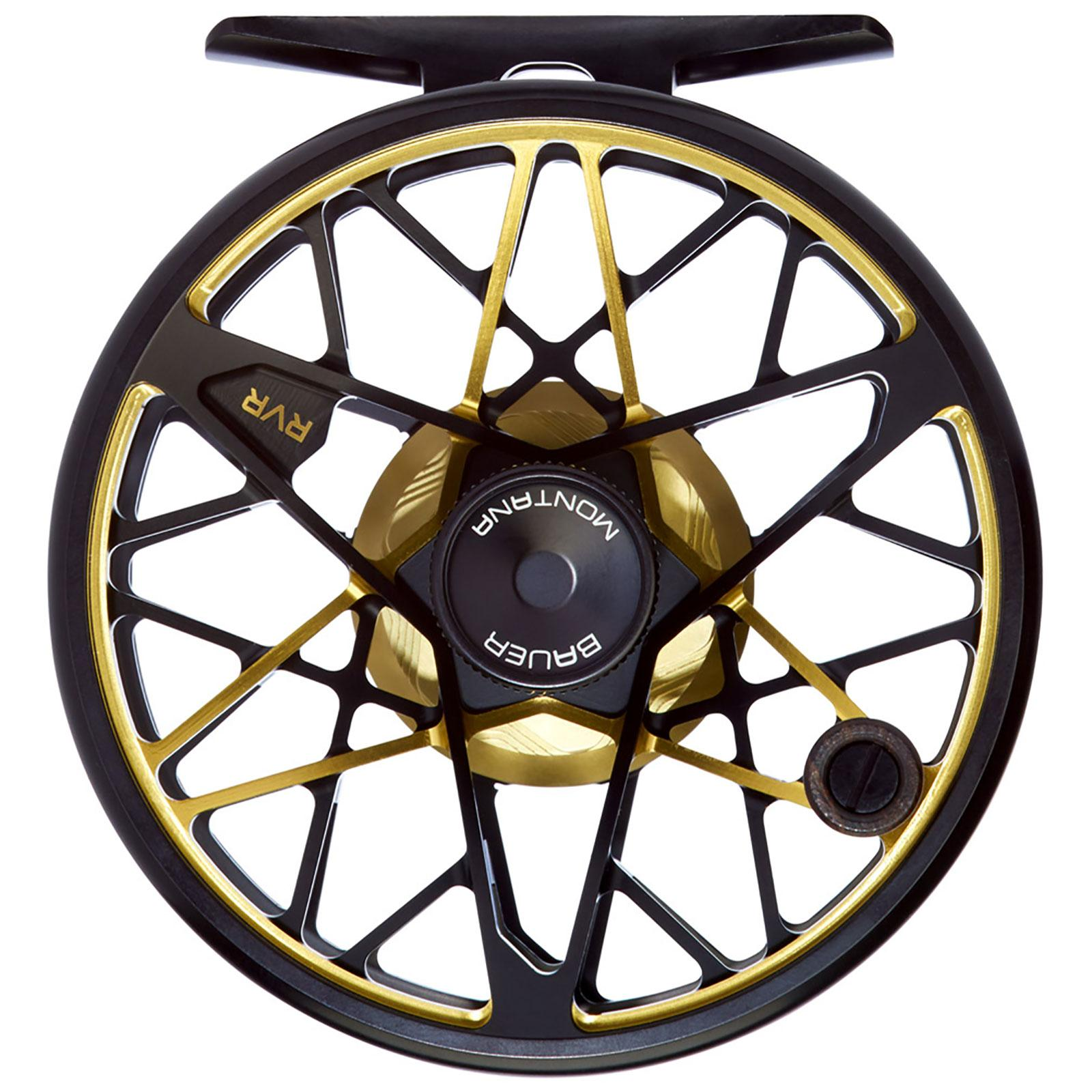Bauer RVR River Fly Reel