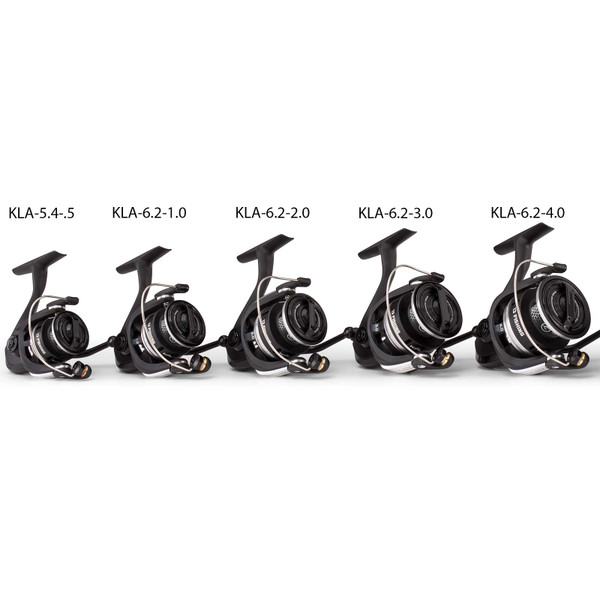 13 Fishing Kalon A Spinning Reel - Size Comparison