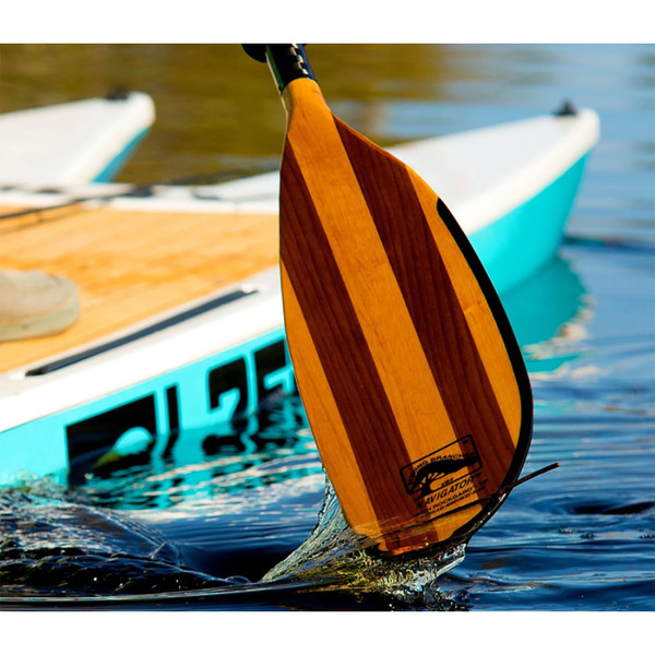 Paddle View In Use