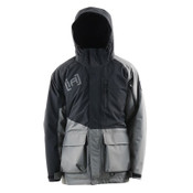 IceArmor Men's EdgeX Cold Weather Parka Black Charcoal