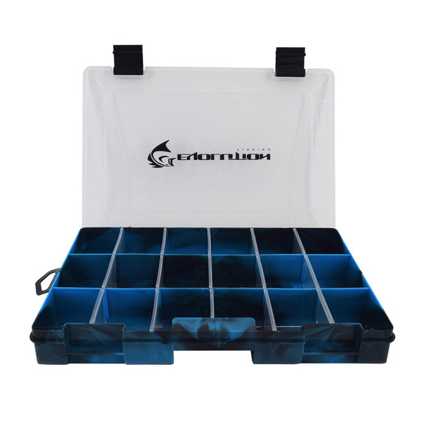 Blue Evolution Outdoor Drift Series 3600 Tackle Tray