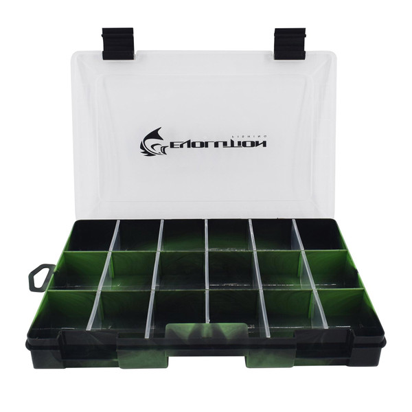 Green Evolution Outdoor Drift Series 3600 Tackle Tray