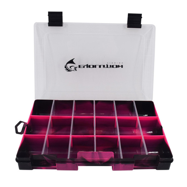 Pink Evolution Outdoor Drift Series 3600 Tackle Tray