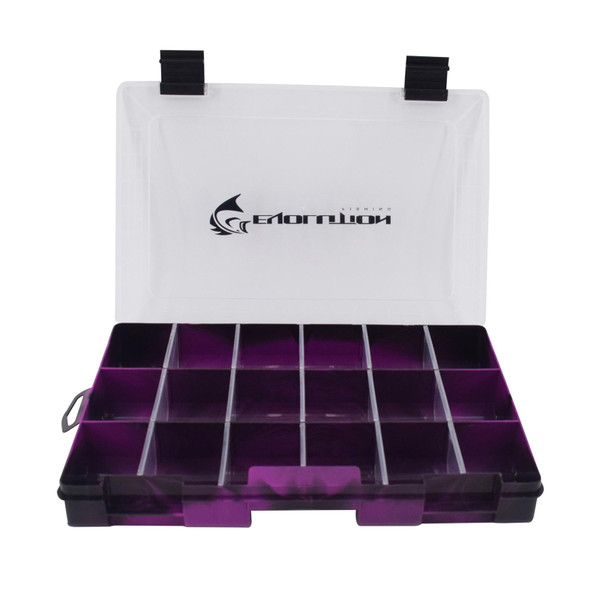 Purple Evolution Outdoor Drift Series 3600 Tackle Tray