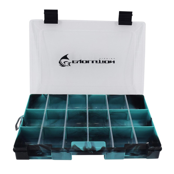 Seafoam Evolution Outdoor Drift Series 3600 Tackle Tray