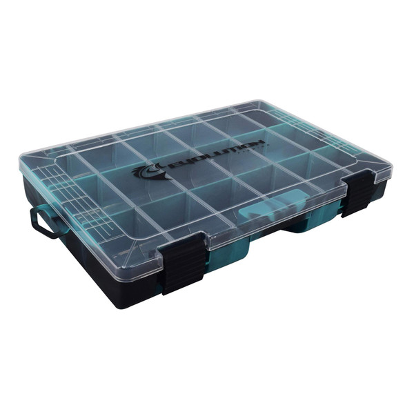 Evolution Outdoor Drift Series 3600 Tackle Tray Closed
