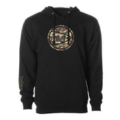 STLHD Men's Eclipse Army Standard Hoodie Front